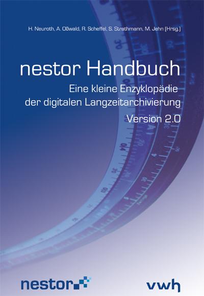 Cover nestor-Handbuch