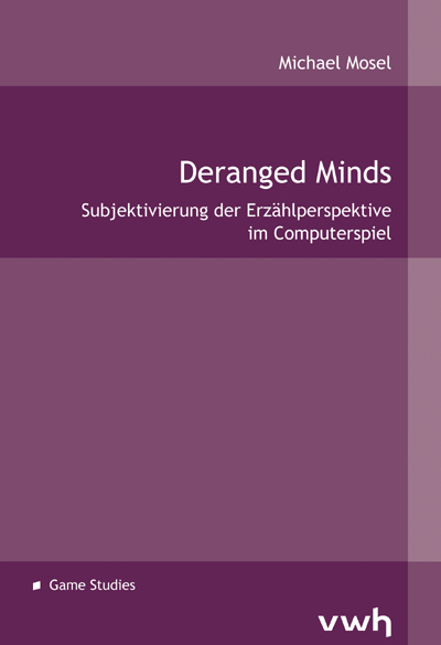 Cover Mosel Deranged Minds