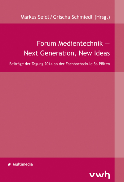 Cover Forummedientechnik 2014