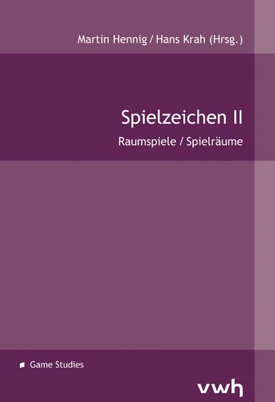 Cover 'Spielzeichen II'