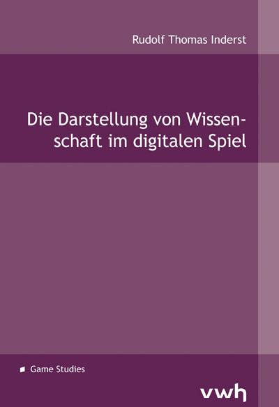 Cover Inderst_Darstellung von Wissenschaft