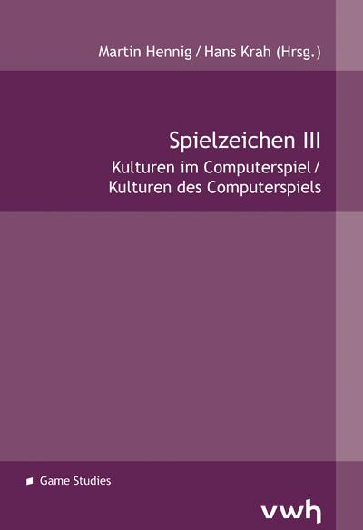Cover 'Spielzeichen III'